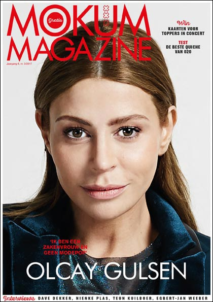 Mokum Magazine 3, 2017