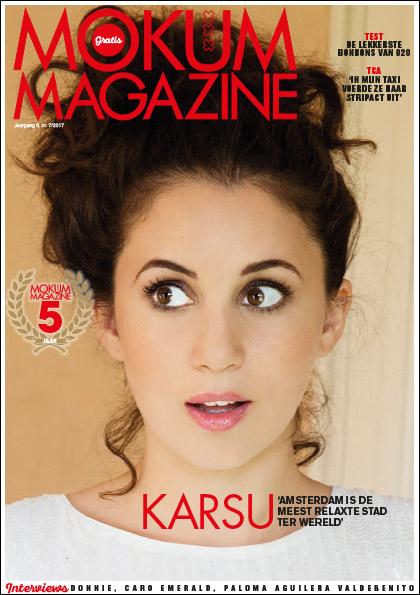Mokum Magazine 6, 2017