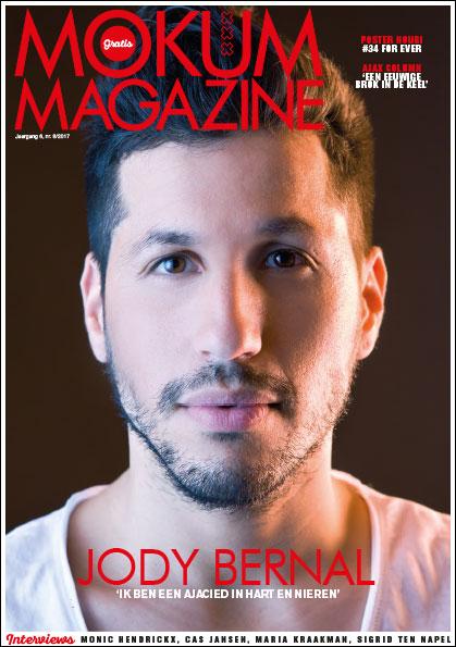 Mokum Magazine 8, 2017