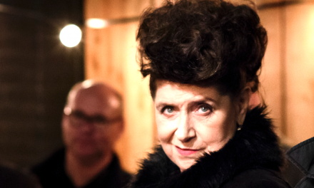 Penoza's Olga Zuiderhoek: 'Het Amsterdamse politiecorps is heel wat aardiger en minder verwend dan de gemiddelde Amsterdammer'