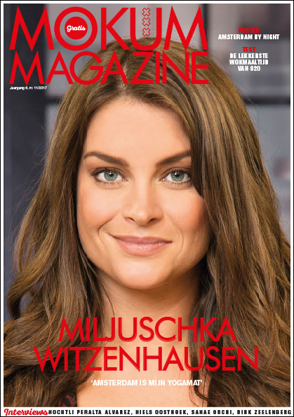 Mokum Magazine 11, 2017