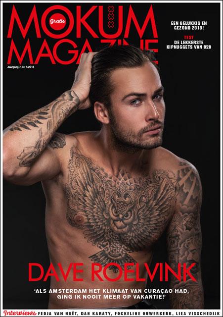 Mokum Magazine 1, 2018
