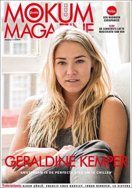 Mokum Magazine 2, 2018