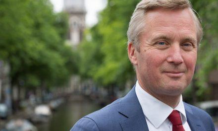 Eric van der Burg (VVD): 'Amsterdam heeft een verkeerde woningvoorraad'